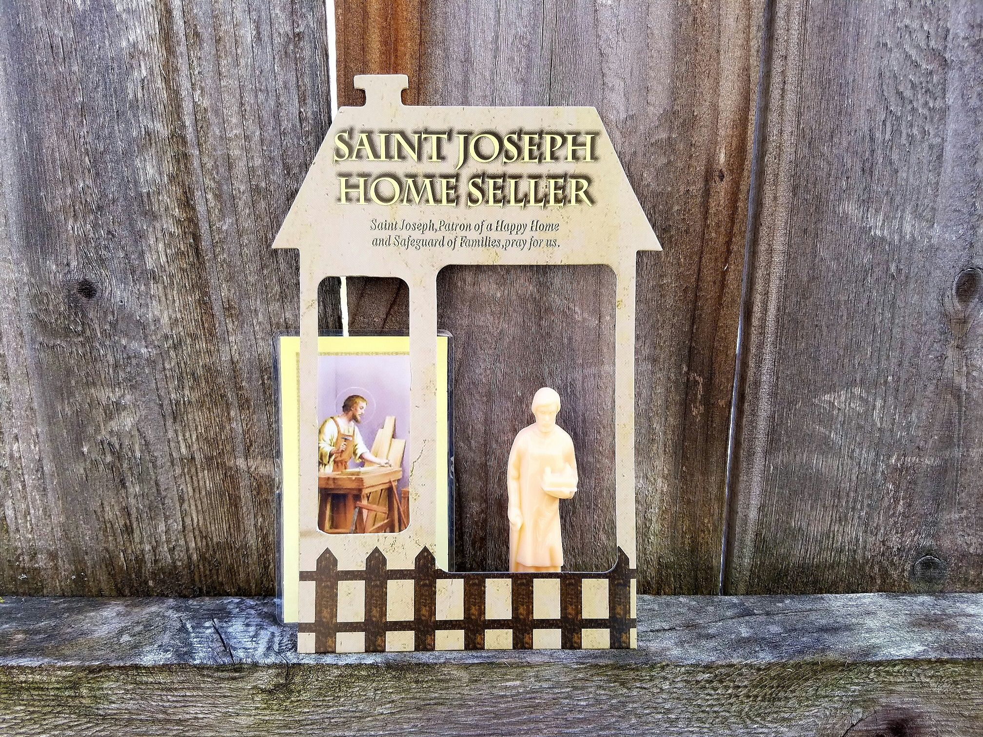 Will a St  Joseph Statue Help Me Sell My Home. Plan Your Move  Moving Checklist   The Art of Happy Moving