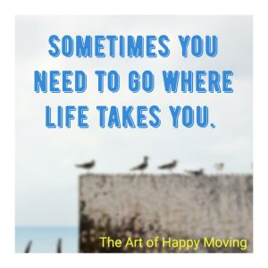 We're Unhappy About Moving, But We Have to Move. The Art of Happy Moving. www.artofhappymoving.com