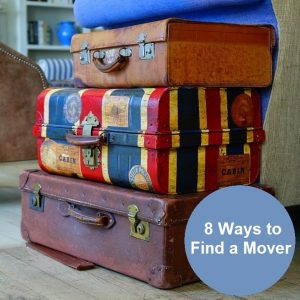 8 Ways to Find a Mover You Can Trust. The Art of Happy Moving. www.artofhappymoving.com