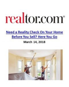 Realtor.com_Need a Reality Check On Your Home Before You Sell