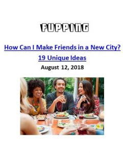 upping_How Can I Make Friends in a New City